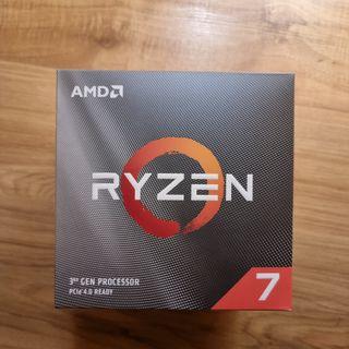AMD ryzen 3700x