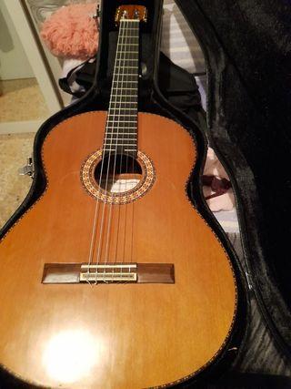guitarra artesana Manuel Rodríguez