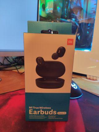 Auriculares Inalámbricos Xiaomi Earbuds