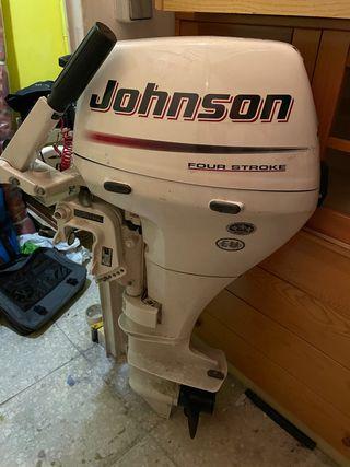 Barca Zodiac con motora Johnson
