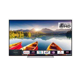 Toshiba Smart TV Ultra HD 4K