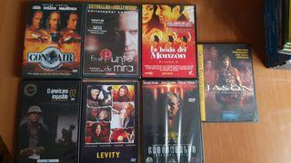 Películas DVD Acción