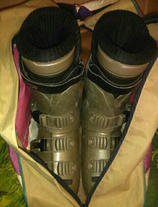 botas de esquí Nordica para talla 42 / 42.5