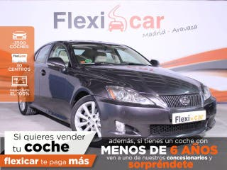 Lexus IS 250 Automático Luxury Multimedia