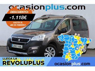 Peugeot Partner Tepee Combi 1.2 PureTech Adventure Edition 81 kW (110 CV)