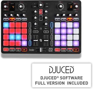 HERCULES P32 DJ - Controlador DJ - PC / Mac