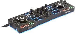 Controlador de DJ USB portátil