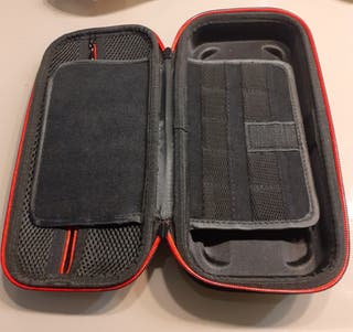 Switch funda rígida para consola