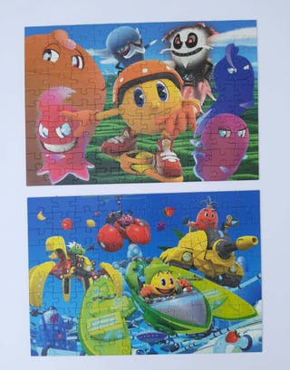 Puzzles Pac-Man