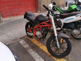 Motor Hispania para piezas o desguace