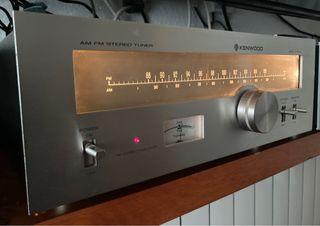 Receptor Radio tuner kenwood kt-5300