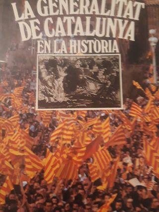 La Generalitat de Catalunya en la història