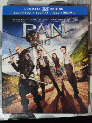 Blu-ray Peter pan 3D