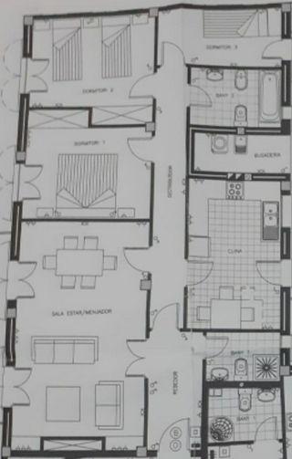 Piso en venta sobre planos con 30.000€ descuento