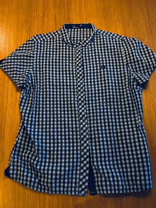 Camisa Fred Perry mujer, talla 14