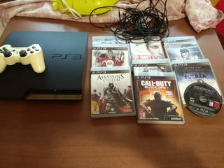 PS3 y 9 juegos