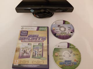 Kinect XBOX 360. Juegos Sports Ultimate Collection