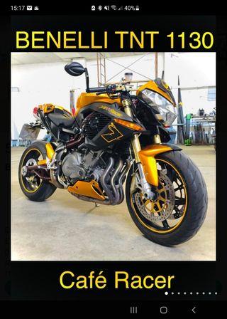 Benilli TNT 1130 Café racer Única