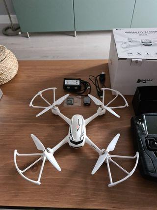 Dron Hubsan FPV X4 desire H502S