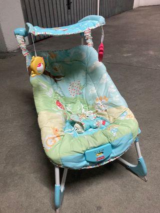 Hamaca Fisher Price para bebés