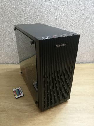 Torre Minigamer X4 Nucleos, 8 Gb, HD 6870 1Gb