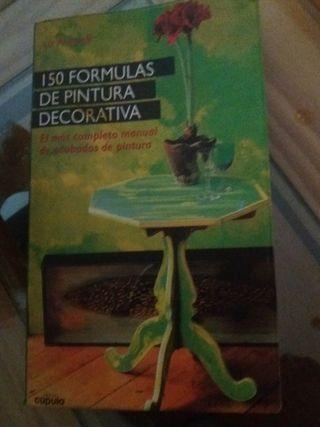 150 FORMULAS DE PINTURA DECORATIVA..