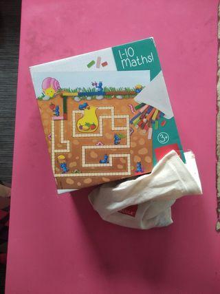 juego matemáticas,regletas, GOULA, 3años +