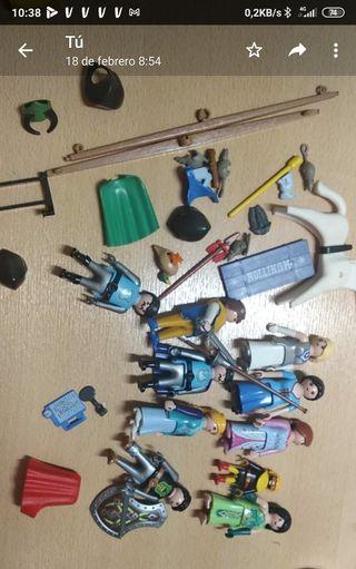lote Playmobil Juan luis