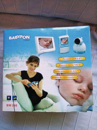 Equipo de vigilancia de bebé