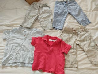 Lote ropa 6-9M