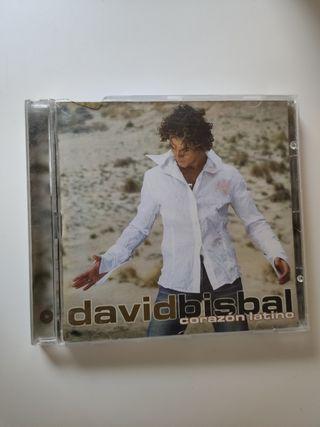 CD David Bisbal ORIGINAL