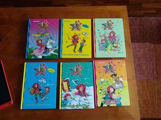 lote libros 6 Kika supersorgina