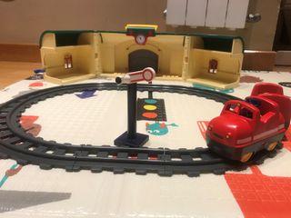Playmobil 123 Tren maletín