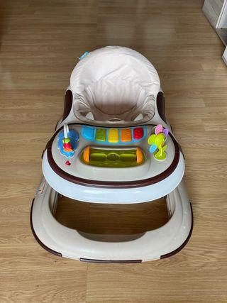 Andador bebé MS