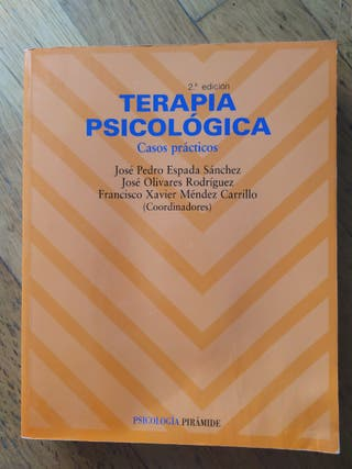 Terapia psicológica Casos practicos