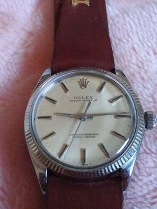 Rolex oyster perpetual modelo 1015