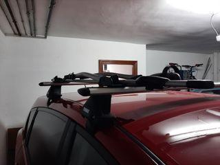 Baca y portabici Thule para Toyota Corolla Verso