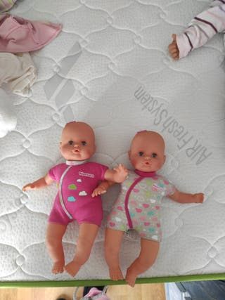muñeco bebé nenuco