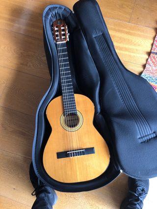 Guitarra clásica para aprendizaje jóvenes