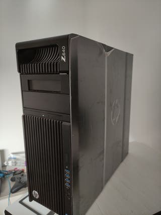 Workstation HP Z640 Xeon E5-2640v3