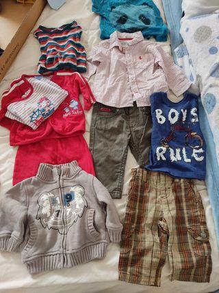 Lote ropa bebe 3-6 meses