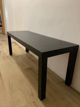Mesita alargada Ikea para recibidor o pasillo
