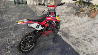 Mini moto Imr 50cc niño/niña sin uso!!!