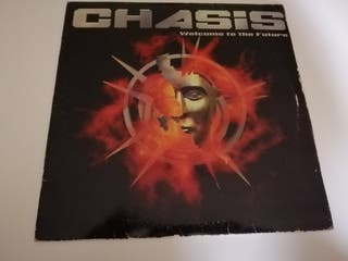 vinilo Chasis - Welcome to the Future