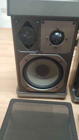 Altavoces HIFi Grundig Box M600