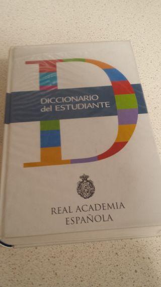 Diccionario del estudiante ( RAE )