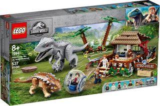 Lego 75941 Jurassic World Indominus Rex