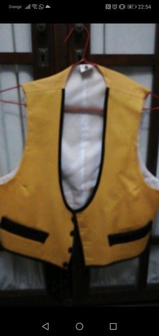 traje de amazonas
