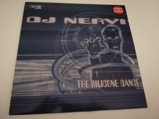 vinilo DJ Nervi The Silicone Dance