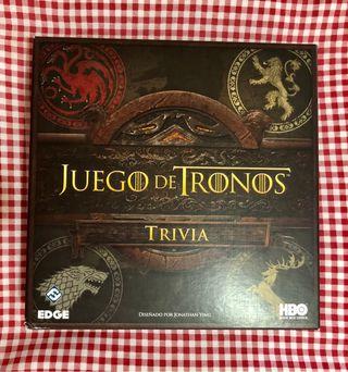 Trivial Juego de Tronos